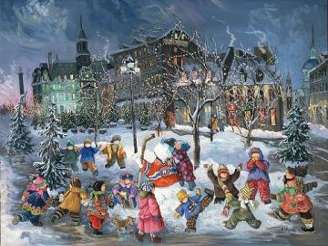 Christmas. - Puzzle Christmas.