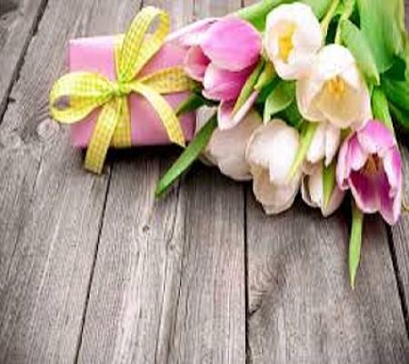 Tulipany - Bukiet tulipanów (9×8)