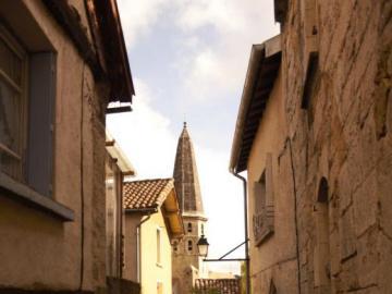 """France """"Arles"""" - old quarter of Arles France"""