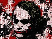 """joker chevalier noir - joker """"chevalier noir"""" HEATH Ledger"""