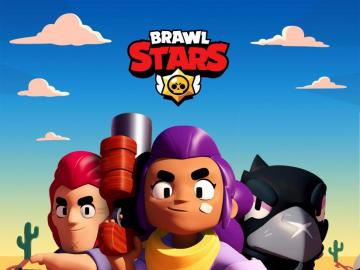 Brawl Stars - bs skrót (Brawl Stars).