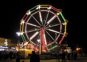 Ferris wheel - Ferris wheel puzzle easy to solve