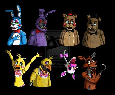 the story of fnaf - it is just the story of fnaf (15×12)