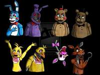 the story of fnaf