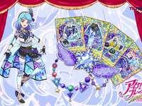 藍寶石 禮服 (Material Saphir Coord)