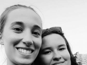 łaska - Photo entre soeur pour ajouter dans un calendrier de l avent fait main❤️je t aime très fort
