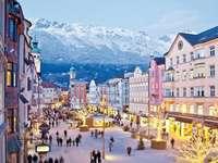 Австрия през зимата