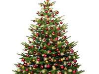 Christmas is coming - this is a christmas tree because soon SAINT !!!!!!!!