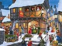 Χριστούγεννα - Χριστουγεννιάτικες προετοιμασίες.