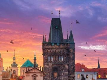 Prague, Czech Republic - oh oh oh oh oh oh oh