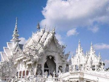 White Cave in Thailand - oh oh oh oh oh oh oh oh oh