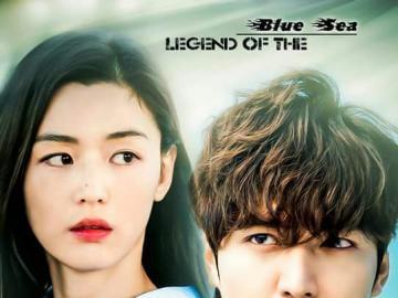 jette la légende de la mer bleue - c'est un très beau drame j'espère que vous le voyez