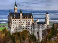 Германия замък