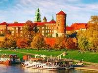 plaatsen in Polen puzzel