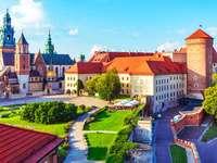 Krakau: Wawel legpuzzel