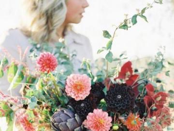 Summer Bouquet - Colorful flower bouquet