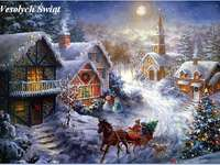 tiempo mágico de navidad