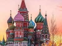 Moskevská katedrála, Rusko