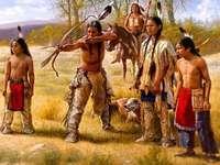 indieni - Indieni America de Nord