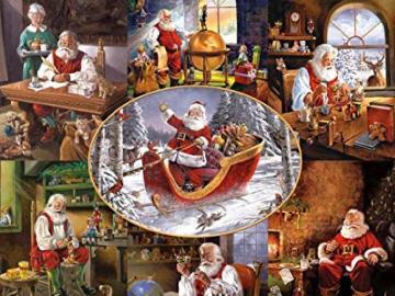 Puzzle con Babbo Natale - Puzzle con Babbo Natale