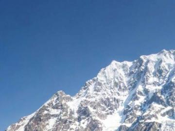 Widoczek Górski - Góry w całym swoim majestacie letnią porą