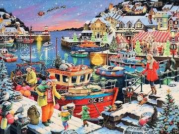 Natale al mare. - Natale al mare.