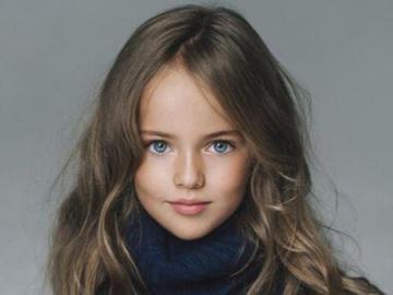 Kristina - La ragazza più bella del mondo.