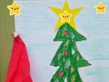 Natale - Babbo Natale e alberi di Natale
