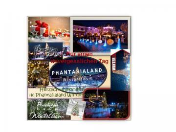 Phantasialand - Invito a una giornata indimenticabile nel sogno invernale e fantastico