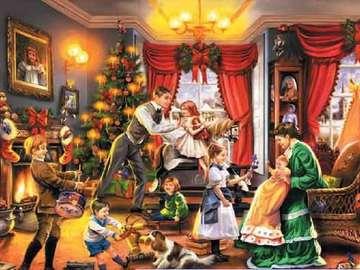 Wigilijny wieczór - Wigilijny wieczór Boże Narodzenie