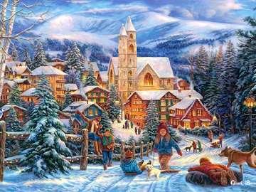 Divertimento invernale - Divertimento invernale di Natale