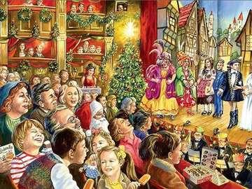 Spettacolo di Natale. - Spettacolo di Natale.