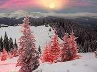 Ηλιοβασίλεμα - Τοπίο. Ηλιοβασίλεμα