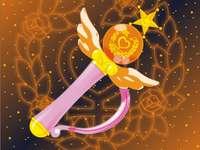 金星 水晶 力量 變身 棒