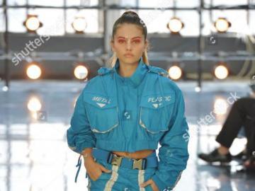Blondynka - Thylane Blondeau - obecnie modelka