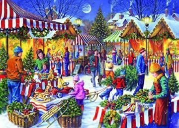 Christmas fairs. - Christmas markets.