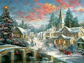 Miasteczko w święta - Miasteczko w święta Boże Narodzenie