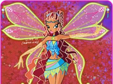 水 仙子 萊拉 - 超 仙靈 女 (Enchantix) 型態