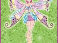 科技 仙子 鐵 蘭 - 超 仙靈 女 (Enchantix) 型態