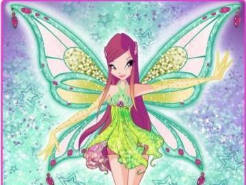 動物 仙子 蘿西 - 超 仙靈 女 (Enchantix) 型態