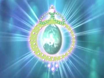 萊拉 的 仙靈 粉 - 仙靈 粉 (poussière de fée) 來自 於 超 仙靈 女 自己 的 翅膀 , 並且 可以 破�