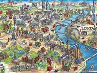 London Karte.
