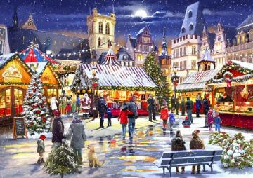 Christmas markets. - Christmas markets.