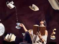 Books enrich the lives of those who read them