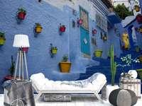 Marokkó bájos a színekkel - Marokkó bájos a színekkel