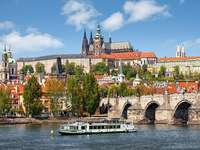 Praga tcheca.