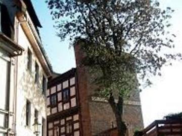 Krzywa Wieża w Toruniu - zabytek Torunia - Krzywa Wieża