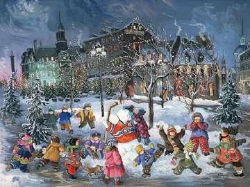 Weihnachten - Weihnachten Heiliger Heiligabend