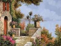 Ιταλικός κήπος σιωπής