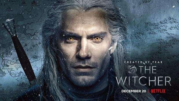 La série Witcher